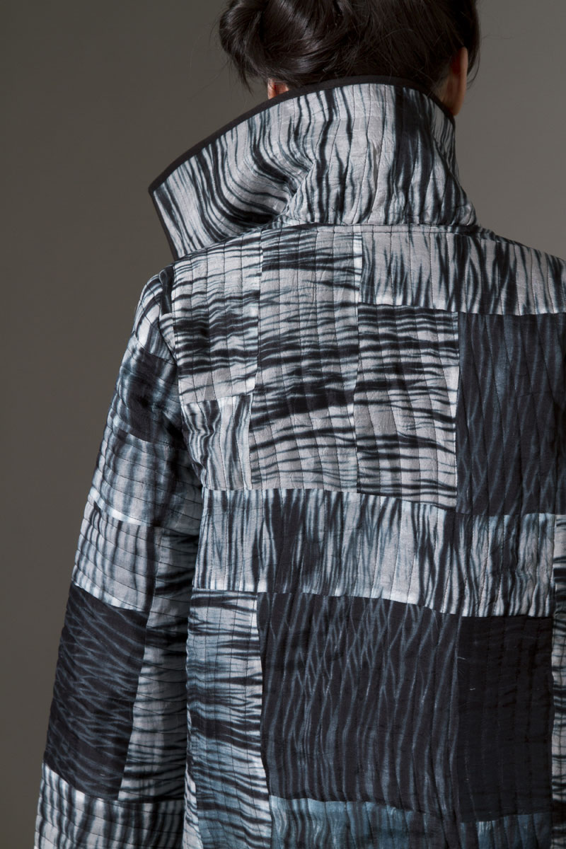 Amy Nguyen Textiles - Iki - Quilted Artist Coat