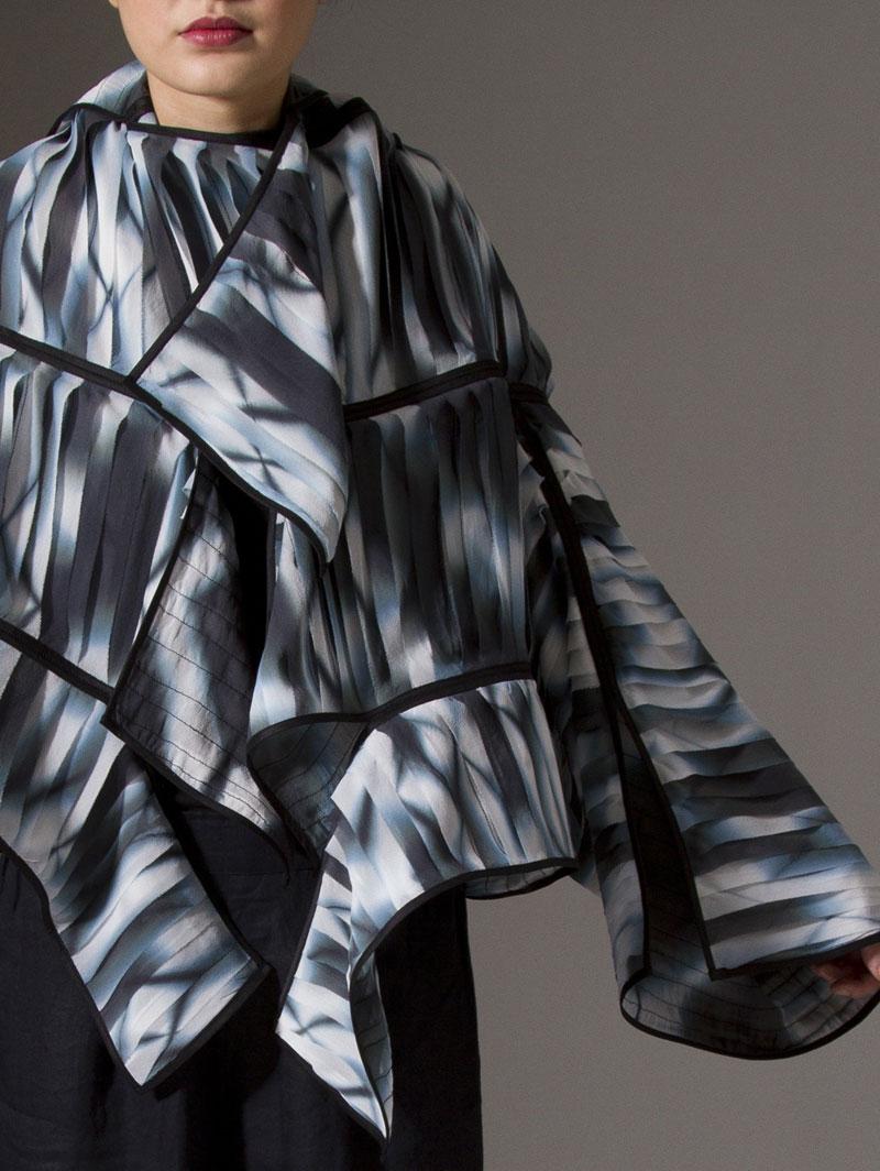 Amy Nguyen Textiles - Iki - Layered Kimono