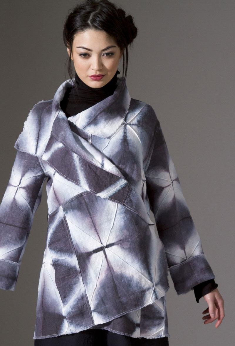 Amy Nguyen Textiles - Iki - Artist Coat