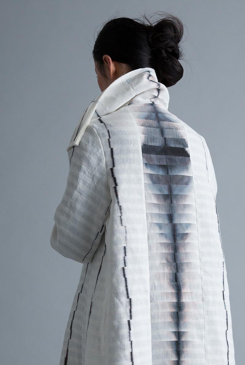 Amy Nguyen Textiles - Kintsugi - European Coat