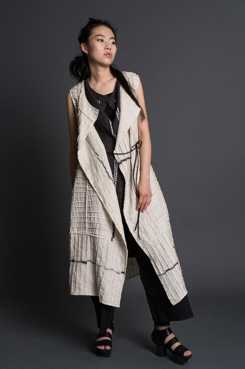 Amy Nguyen Textiles - still. - Lines Jinbaori